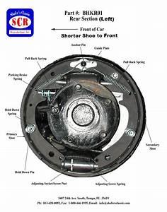 Chevy Brake Diagram