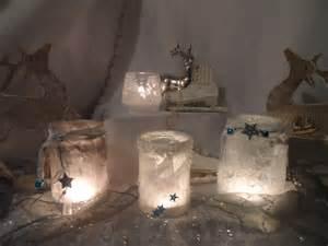 diy 6 ideen eis geeiste gläser basteln silvester silber hochzeit deko selber machen part 1 - Hochzeit Deko Ideen