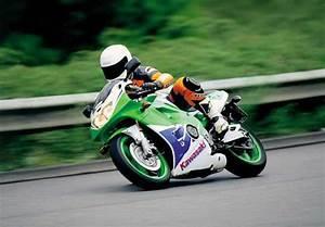 Kawasaki Zxr400  1995