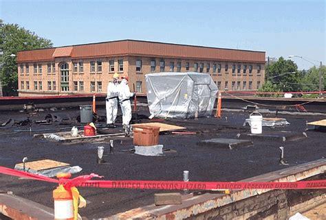 asbestos abatement    spokane roofing company