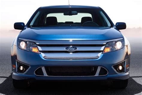 ford fusion sport aftermarket parts
