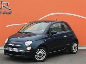 Merignac Auto : fiat 500 toit panoramique bleu avec photos mitula voiture ~ Gottalentnigeria.com Avis de Voitures