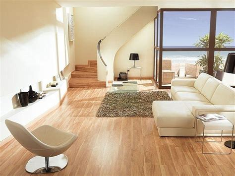 Laminate Flooring Living Room Design by Living Room With Laminate Floor Parquet Bamboo Color