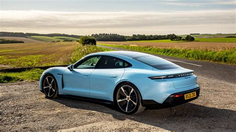 Porsche Taycan and 4S (2021) review: true to its roots ...