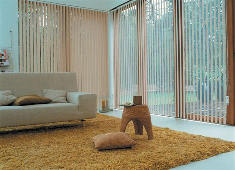 Ball Chain Curtains by Electric Vertical Blinds Window Shading Systems Ltd