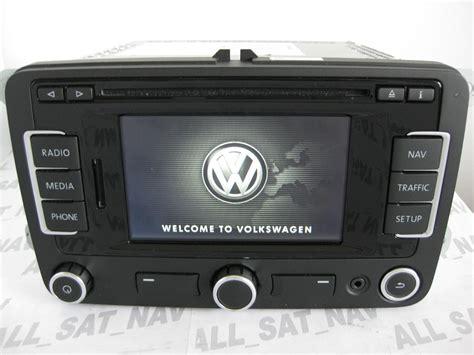 vw rns 315 vw rns 315 rns315 bluetooth navigation system sat nav gps 2013 replace 310 510 n ebay