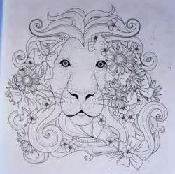 Adult Coloring Book Pages Animals