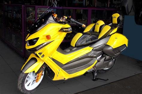 Nmax 2018 Kuning by Nmax Transformer