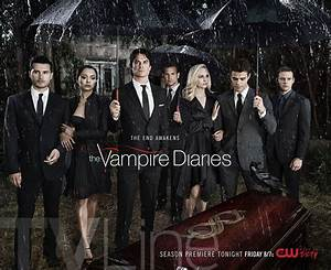 A Thousand Of Books : The Vampire Diaries . Poster Oficial ...