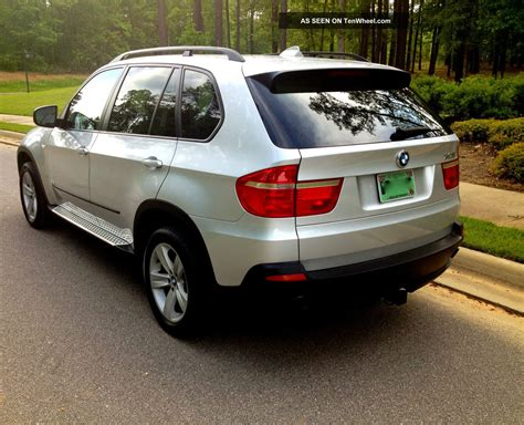 Bmw X5 3 0 by 2007 Bmw X5 3 0 Si Premium Package Panorama Roof Awd