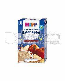 Gute Nacht Brei : hipp gute nacht brei hafer apfel mit vollwertflocken 427 0 kalorien kcal und inhaltsstoffe ~ A.2002-acura-tl-radio.info Haus und Dekorationen