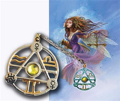Shop the best women's clothing store online. Elemental Air Talisman and Card Gift Set - Venus Mercury Uranus Planetary Sigils - Libra Gemini ...