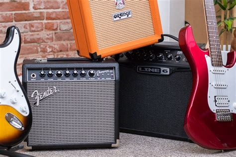 The Best Electric Guitar Amp For Beginners