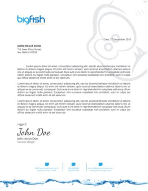 limited company letterhead  uk letterhead