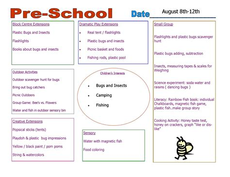 creative curriculum sample lesson plans for preschool preschool children s centre mississauga 240