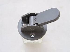 S3hl 08 2 Position 3 Way Manual Handle Control Pneumatic