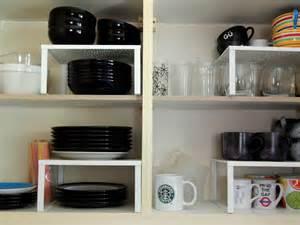 kitchen shelf organizer ideas kitchen storage solutions cupboard organizer raised shelves bark time