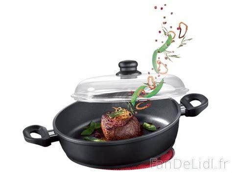 sauteuse cuisine sauteuse en fonte cuisson et cuisine fan de lidl fr