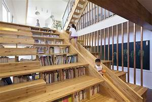 Treppe Mit Stauraum : 30 ideen f r kreatives treppen design lifestyle trend ~ Michelbontemps.com Haus und Dekorationen