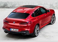2019 BMW X4 M40d G02 specifications, photo, price