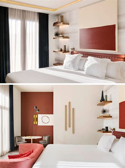 Bedroom Shelf by Bedroom Design Idea Replace A Bedside Table And L