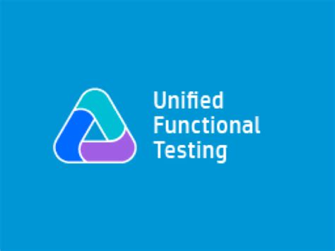 Unified Functional Testing Tutorial