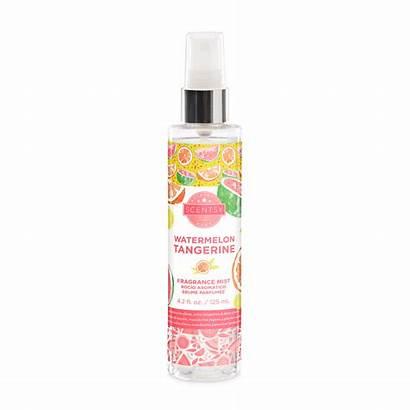 Mist Watermelon Tangerine Fragrance Scentsy Spray Summer