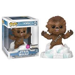 Funko Mania Funko Battle at Echo Base: Chewbacca Flocked ...