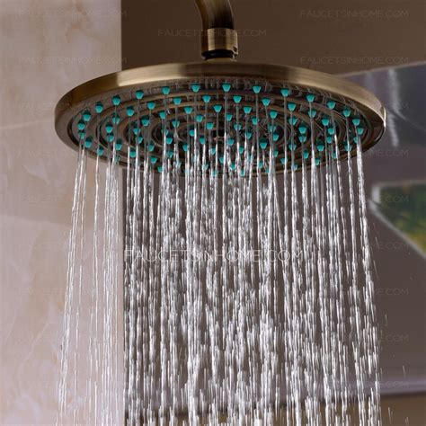 classical antique brass outdoor shower head  faucets