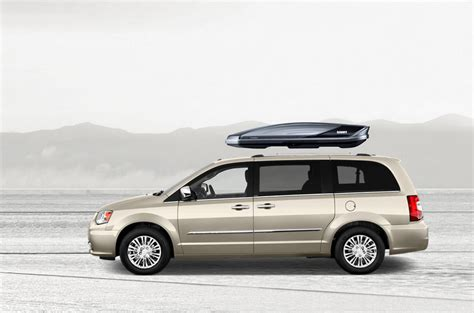 Chrysler Town And Country Length by Chrysler Town Country 车顶箱
