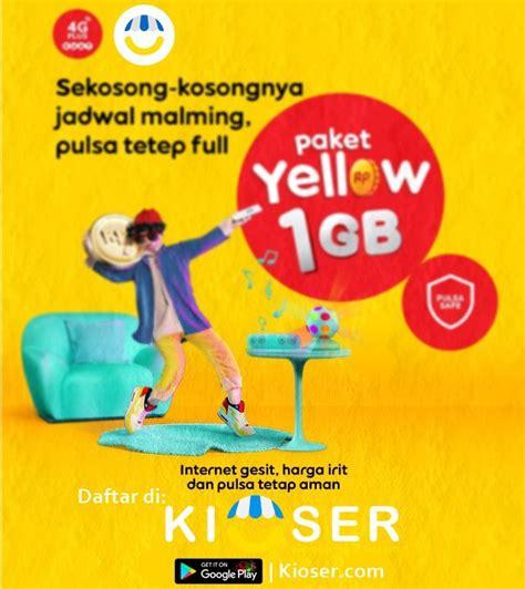 Indosat ootedoo memiliki data bernama rellover yang belum banyak diterapkan oleh perdana lainnya. Daftar Paket Indosat Yellow di Kioser ⋆ Blog Kioser