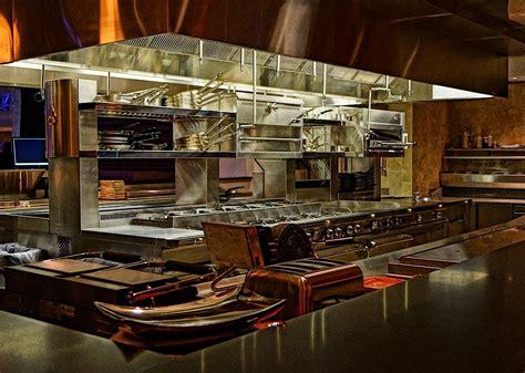 restaurant open kitchen design gourmet 4790