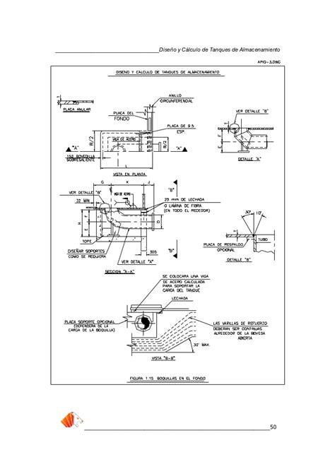 Diseño De Tanques De Almacenamiento Api 650 - Casa diseño