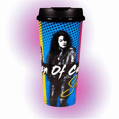 Selena Stripes Cup Cups Collectible Coming Limited