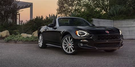 New Fiat Spider by New Fiat 124 Spider Seatco
