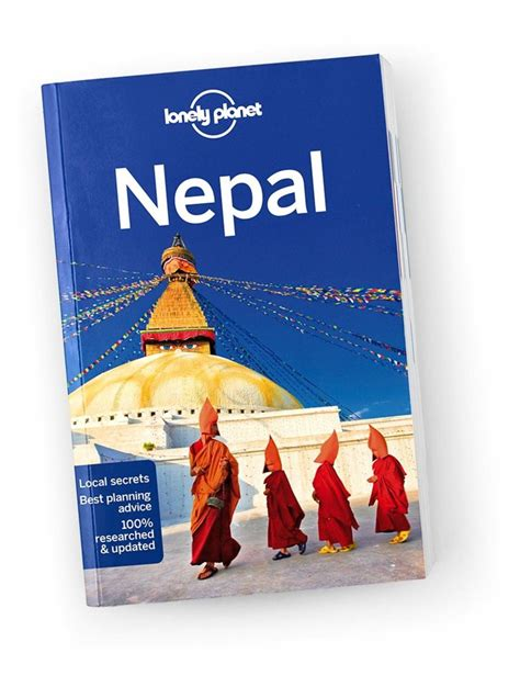 Nepal travel guide - Lonely Planet Online Shop - Lonely ...