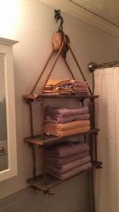 Come Sistemare Gli Asciugamani In Bagno  20 Idee Originali