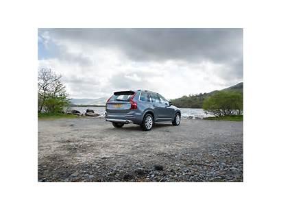 Volvo Xc90 Rear Momentum Osmium Spec Grey