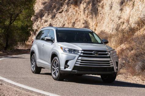 2019 Toyota Highlander Release Date, Redesign  Toyota Mazda