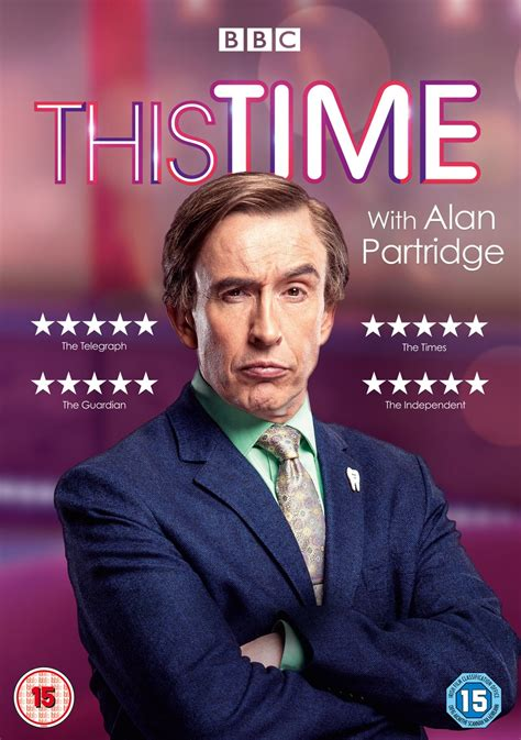 This Time With Alan Partridge   DVD   Free shipping over £ ...