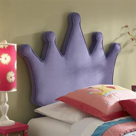 Crown Headboard by Imperial Bedroom Accessories Princess Crown Headboard