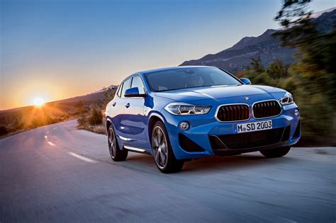 BMW Car :  New Crossover Dubbed 'the Cool X' Revealed