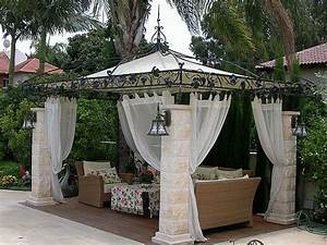 112 best images about abris gloriettes kiosques gazebos With beautiful gloriette de jardin en fer forge 0 fabrication de gloriettes kiosques de jardin en fer forge
