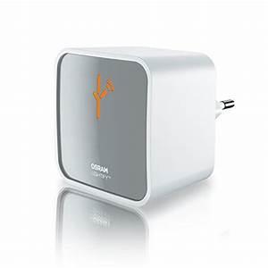 Lichtsteuerung Per App : osram smart plug zigbee schaltbare steckdose f r die ~ Watch28wear.com Haus und Dekorationen