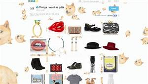 Holiday wish lists move online as social shopping takes ...