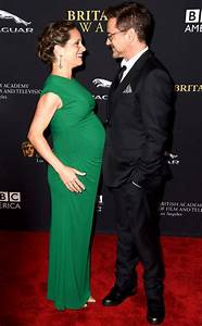 Robert Downey Jr.: My Wife Is About to Pop! | E! News