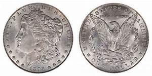 Morgan Dollar Coin Value Chart 1893 O Morgan Silver Dollar Coin Value Prices Photos Info