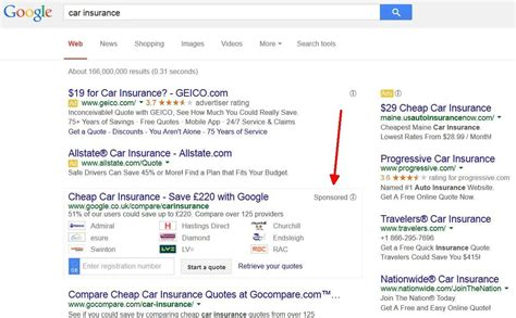 google results  car insurance