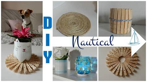 nautical themed room decor  beach decor diy deco