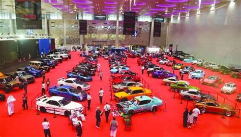 Qatar Motor Show 2018 Concludes
